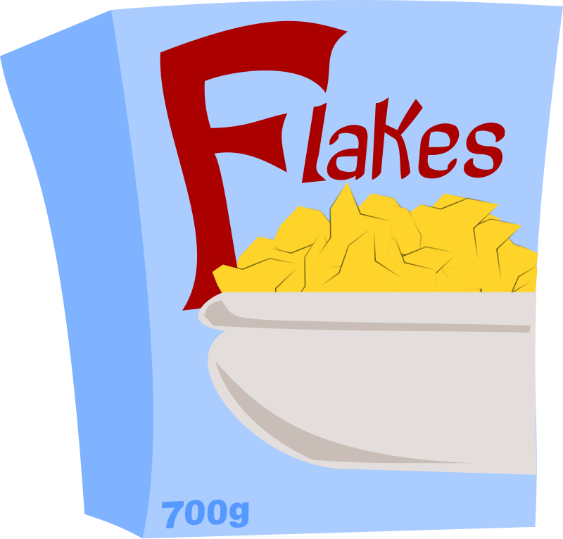 Breakfast clipart ceral Cereal Breakfast & Food Breakfast