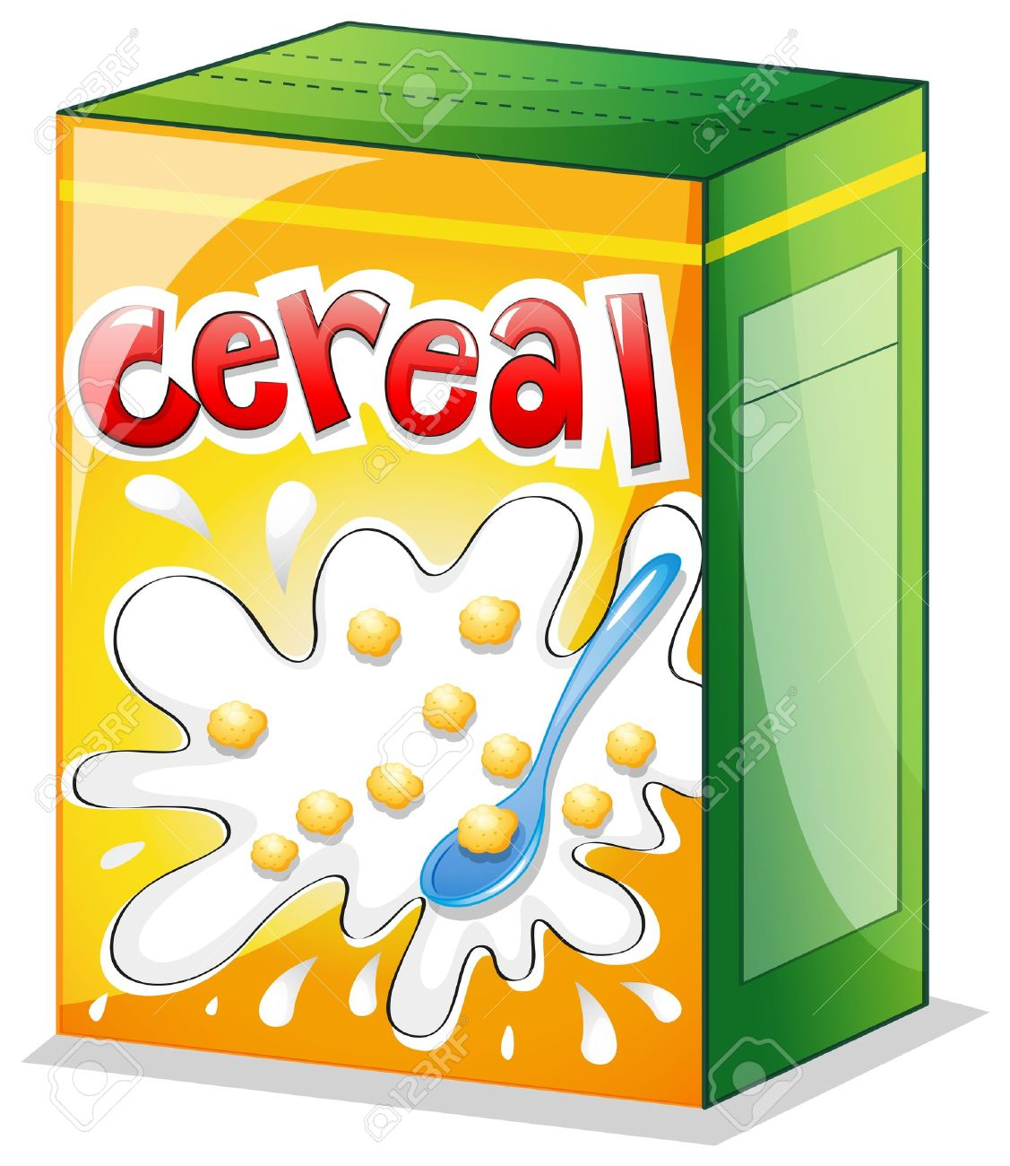 Breakfast clipart ceral 456 Healthy background Breakfast collection