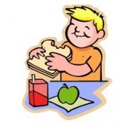Breakfast clipart child nutrition Lunch Kids clipart of eating