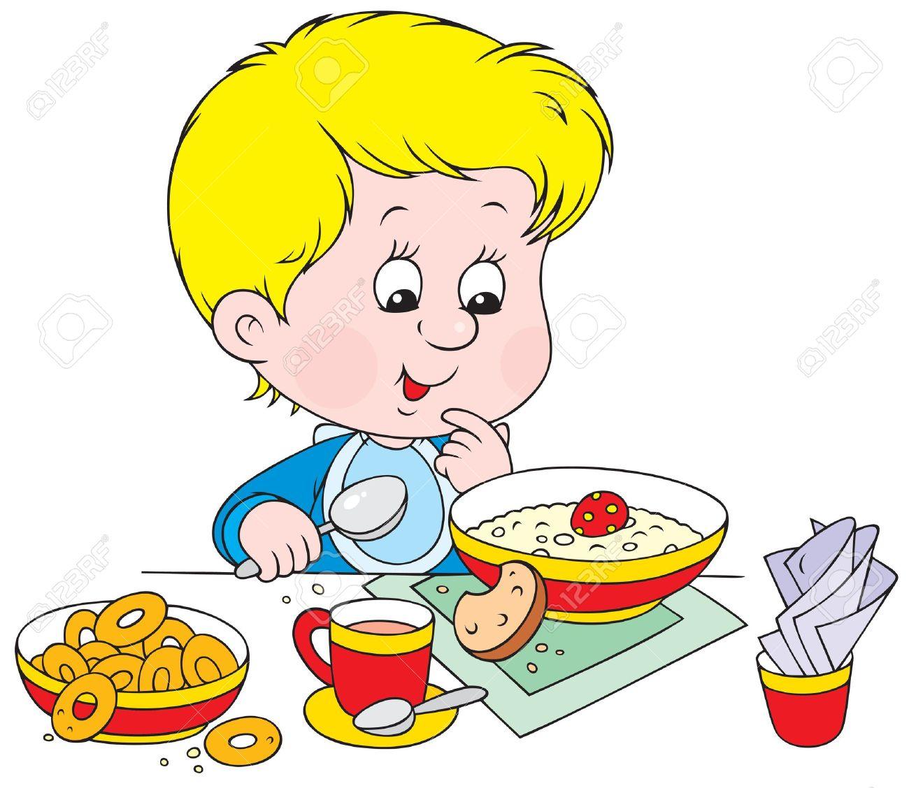 Breakfast clipart children's Explore Buscar and desayunar animadas