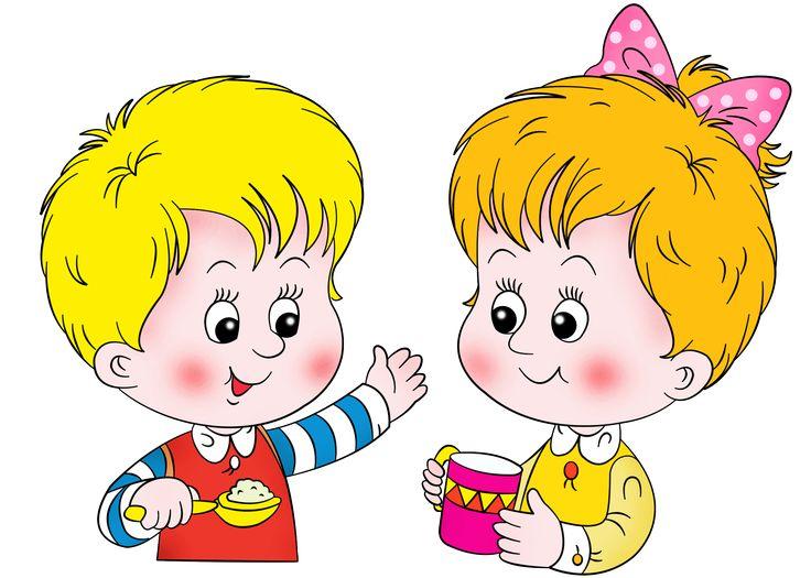 Breakfast clipart children's как on ArtBreakfastChildren's для Game