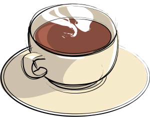 Coffee clipart breakfast  Steam Clipart Trinity with