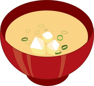 Breakfast clipart cold food Image Soup Japanese Japanese Food