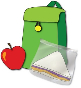 Breakfast clipart cold food Collection lunch Lunch Box School