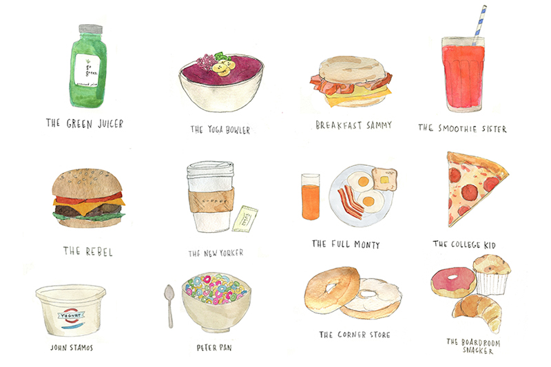Breakfast clipart cold food Your Says Repeller Are Man