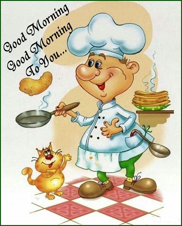 Breakfast clipart cook Images **Art: on this Chef