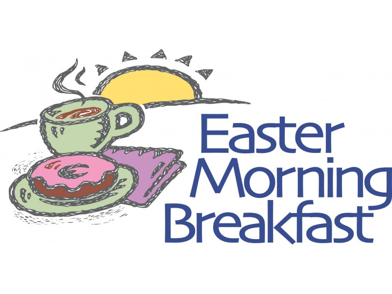 Breakfast clipart easter morning Acton Acton Easter  West