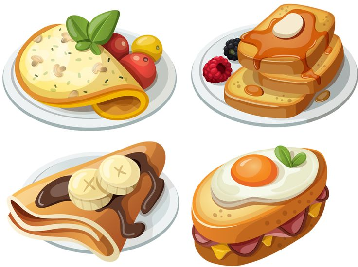 Breakfast clipart food dish Images ClipartFood Фотки best Яндекс