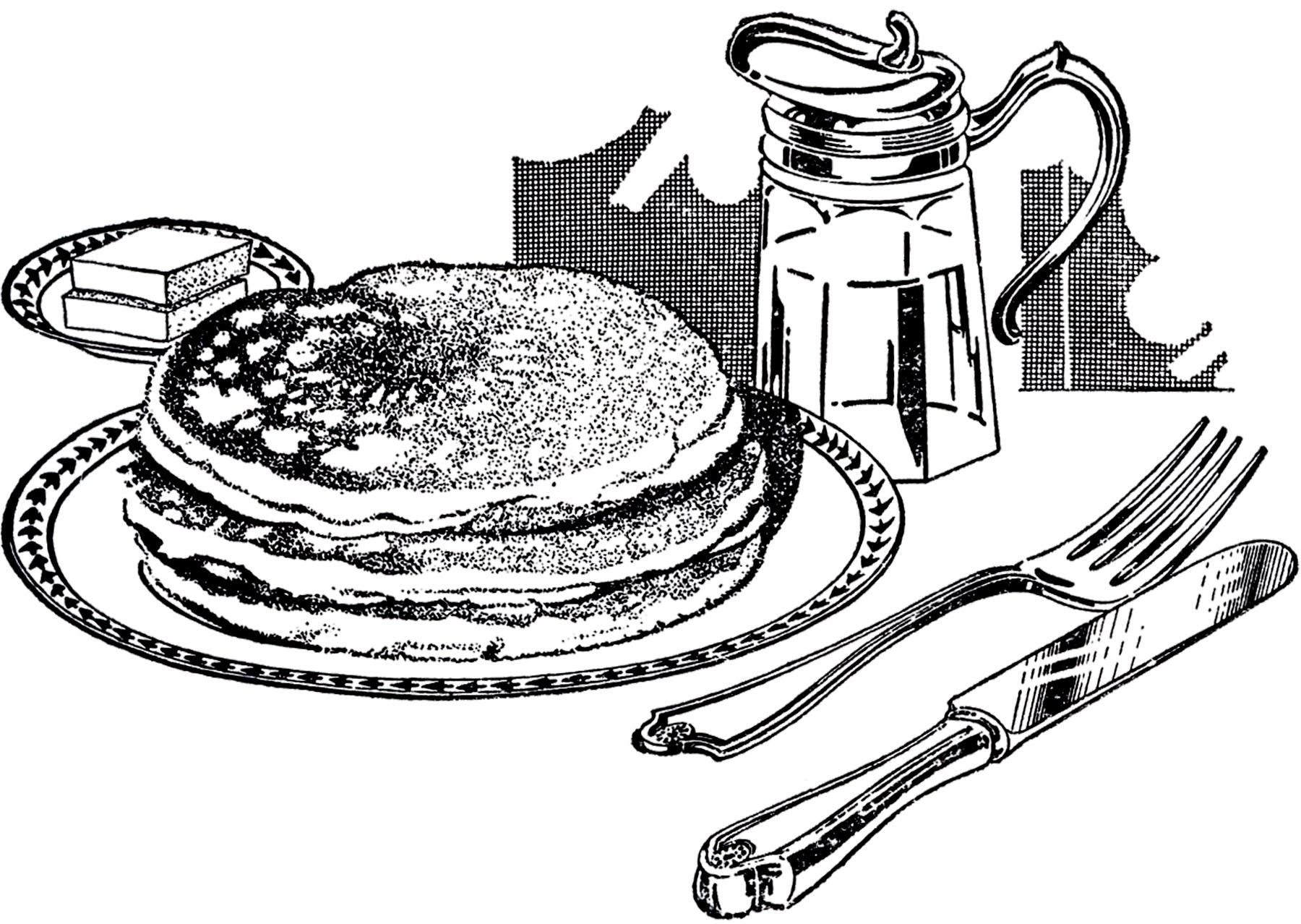 Breakfast clipart free breakfast Breakfast clipart clipart breakfast free