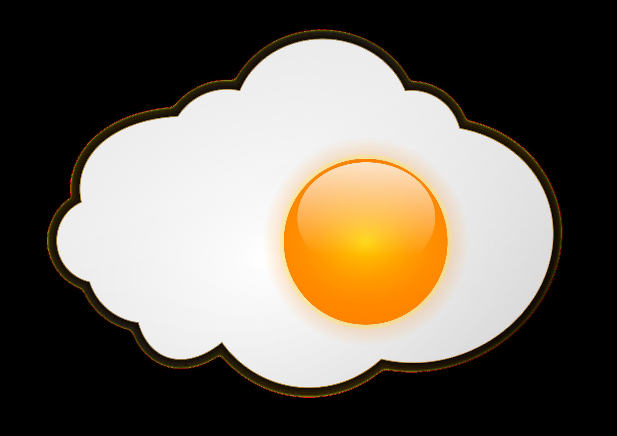 Breakfast clipart fried egg Fried Clipart Fried Egg Egg