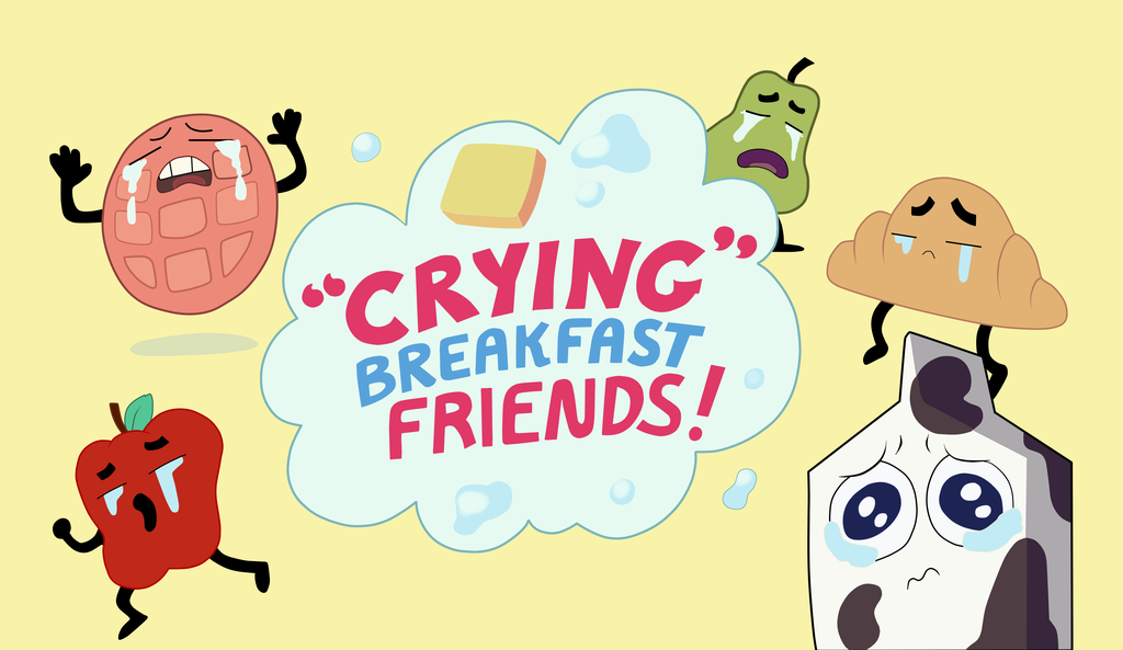 Breakfast clipart friend Crying Crying Beach Bugle: Are