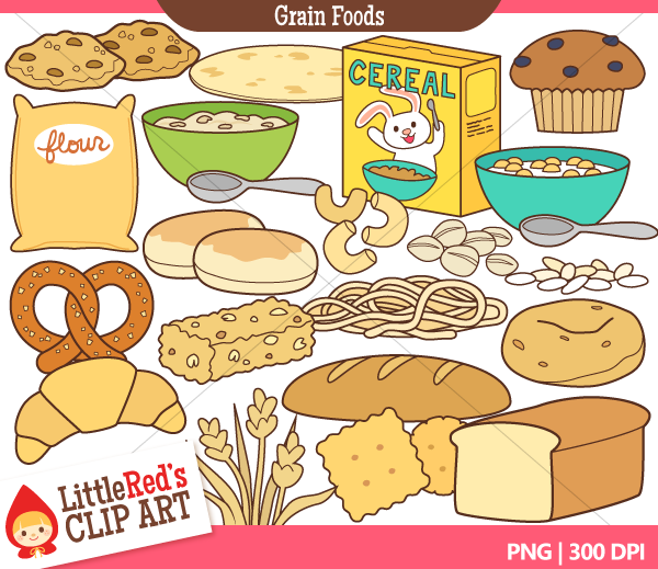 Breakfast clipart grain product Clipart grain%20clipart Clipart Images Free