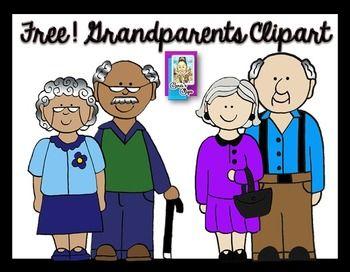 Breakfast clipart grandparent Grandparents Grandparents Pinterest about FREEBIE
