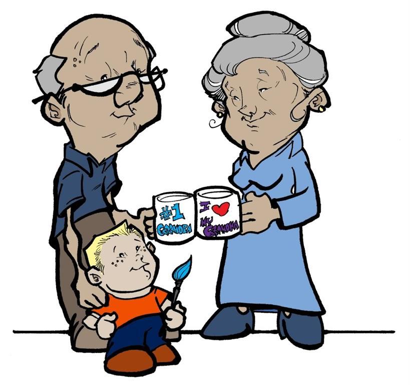 Breakfast clipart grandparent Free Chatham Clip Grandparents Art