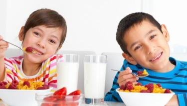 Breakfast clipart healthy living Breakfast HealthyChildren for Learning org