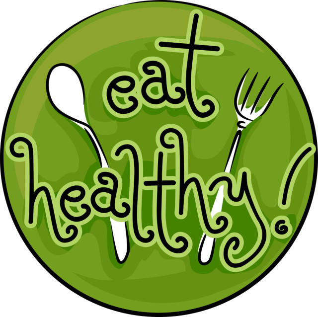 Breakfast clipart healthy living For living Institute Really Health