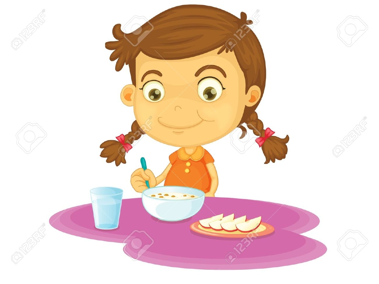 Breakfast clipart healthy living  Clipart clipart kids The