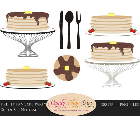 Breakfast clipart if you give a pig a pancake Party Breakfast If Clip give