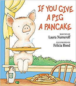 Breakfast clipart if you give a pig a pancake A a 9780060266868: You com: