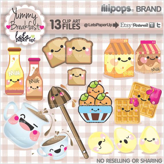 Comfort clipart hot milk Planner Stickers Download Breakfast Clipart