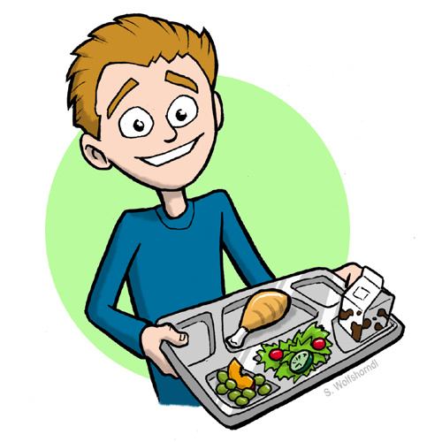 Cafeteria clipart free school Clipart Lunchroom Lady Cliparts Lunch
