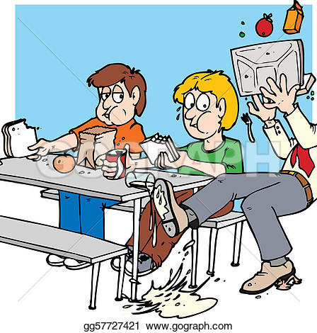 Bench clipart lunch table Room Royalty slip Art Free