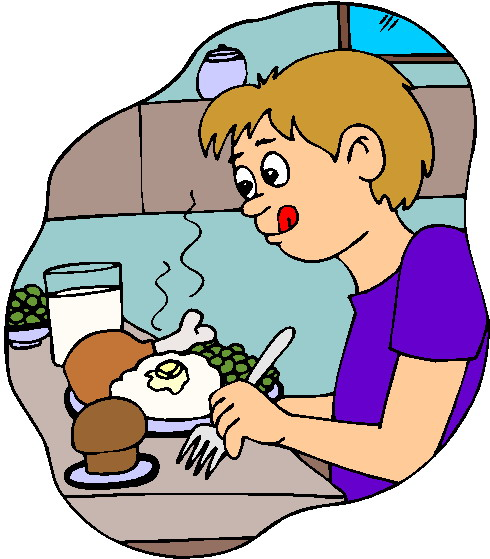Breakfast clipart makan And Photo 8629 illustrations Comer
