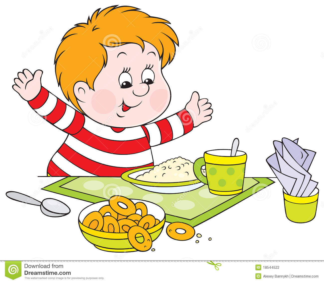 Breakfast clipart nutritious food Save Eating Kids  Healthy