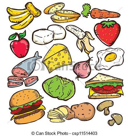Breakfast clipart nutritious food Clipart Lunch Clipart Clip Art