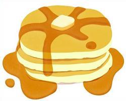 Breakfast clipart pancake Free Pancake breakfast Clipart Pancake