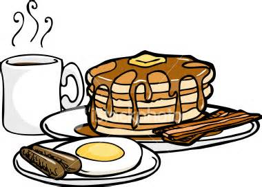 Breakfast clipart pancake Sausage clipart and pancakes #40083