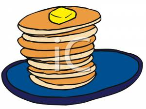 Butter clipart cheese slice On Stack Clipart Pancakes a