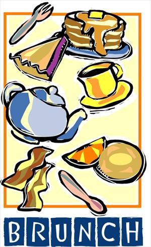 Club clipart brunch Cliparts Clipart Brunch Zone Brunch