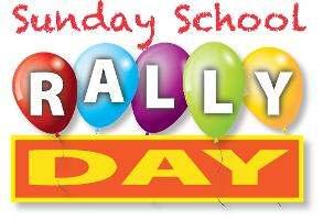 Breakfast clipart sunday school Rally  Sunday – Sunday