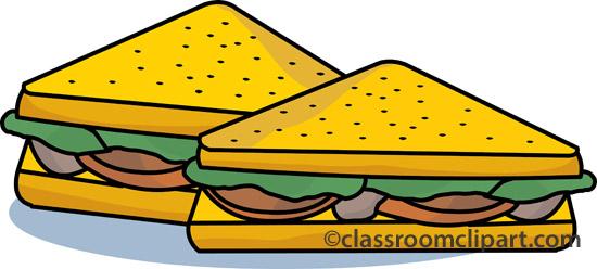 Sandwich clipart plate food 65 clipart clipartcow com Clipart