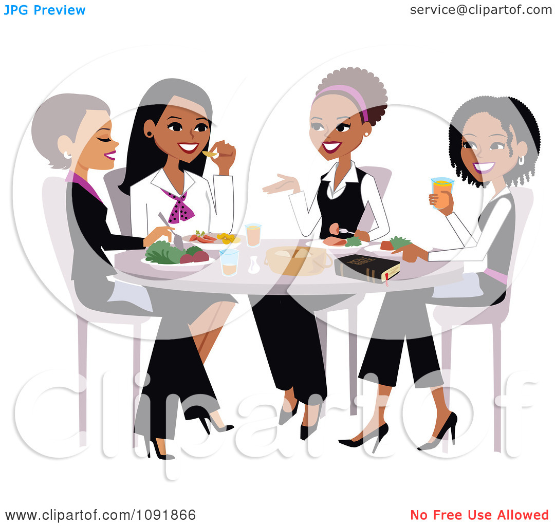 Club clipart brunch Clipart Womens Church cliparts Brunch