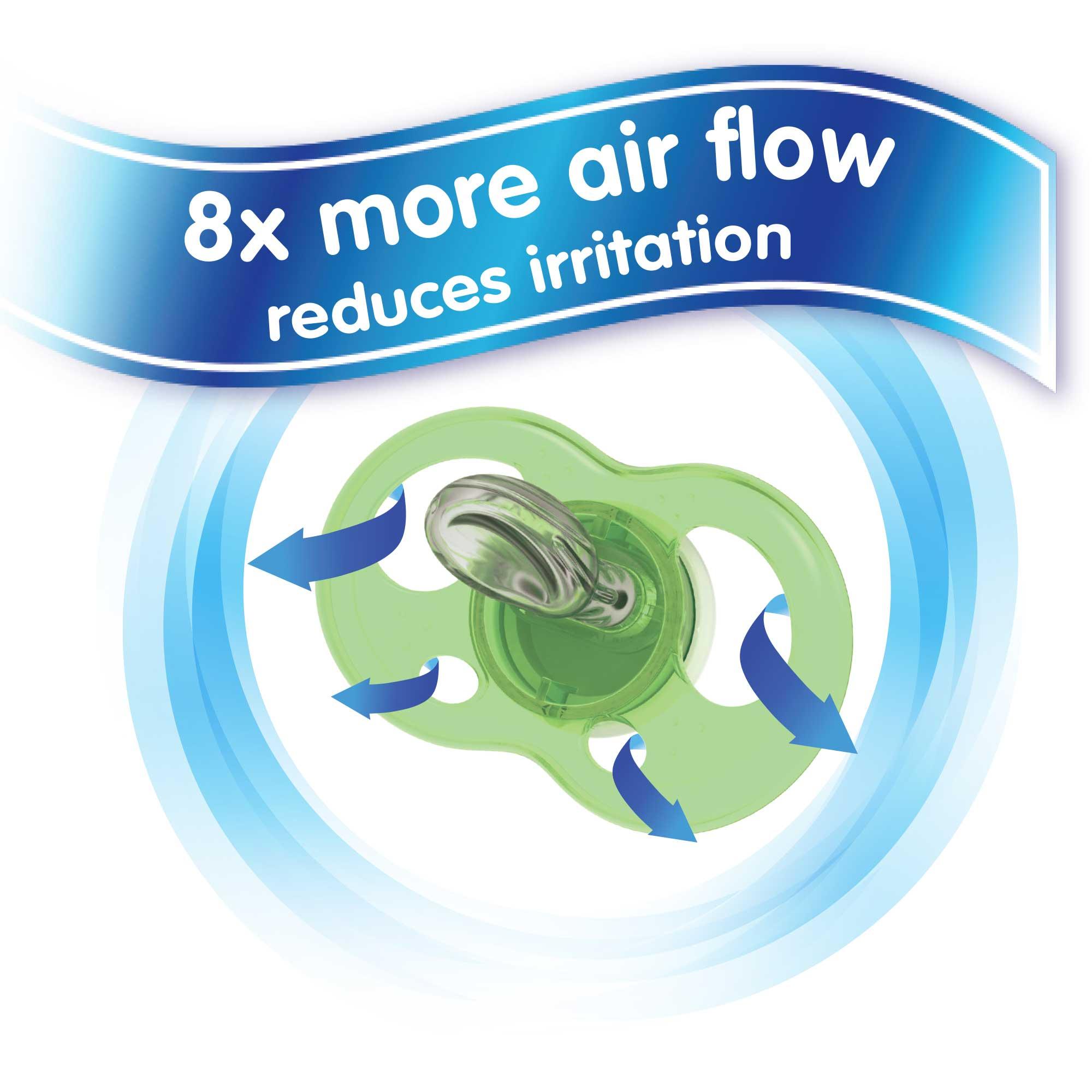 Breeze clipart Boy NUK® Pacifier Months 6