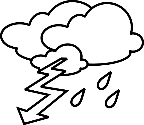 Breeze clipart stormy weather #6