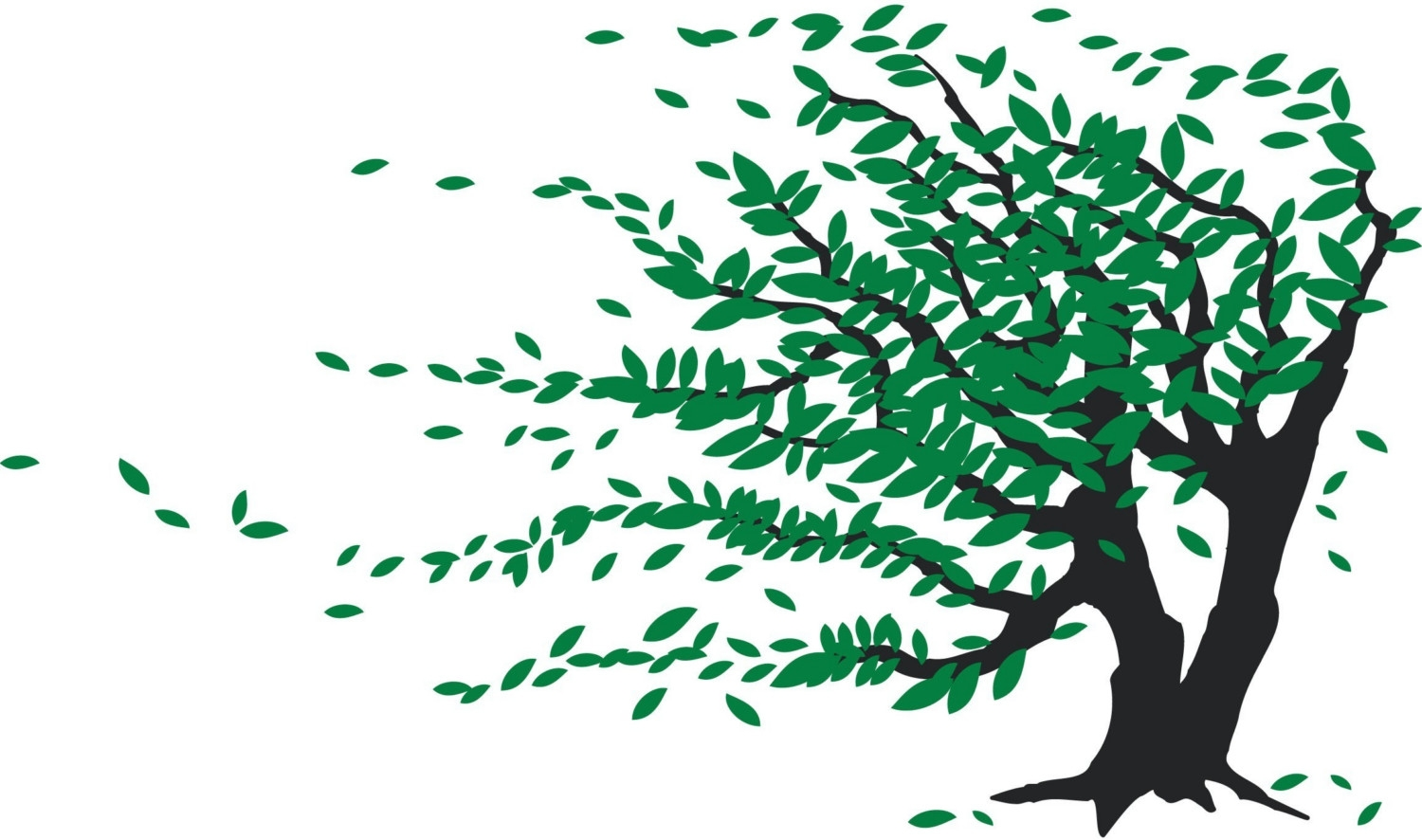 Wind clipart wind blowing Clipart Wind — Free Tree