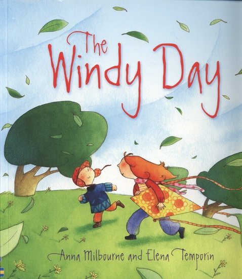 Wind clipart kind weather Windy Day: Anna Windy on