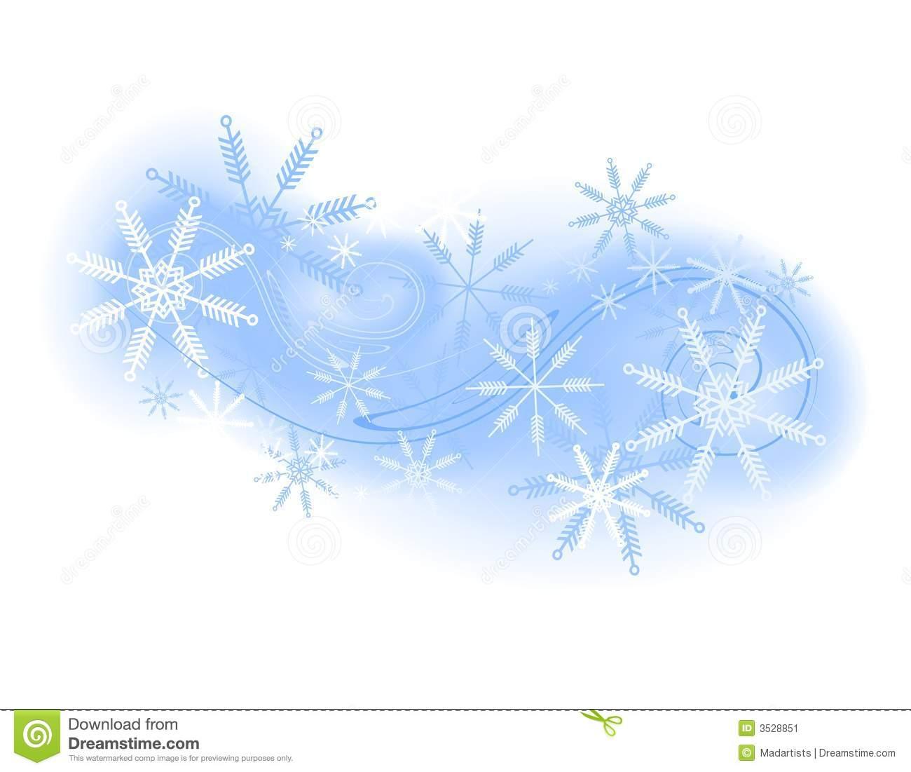 Wind clipart snowflake Art Winter – Clip Clipart