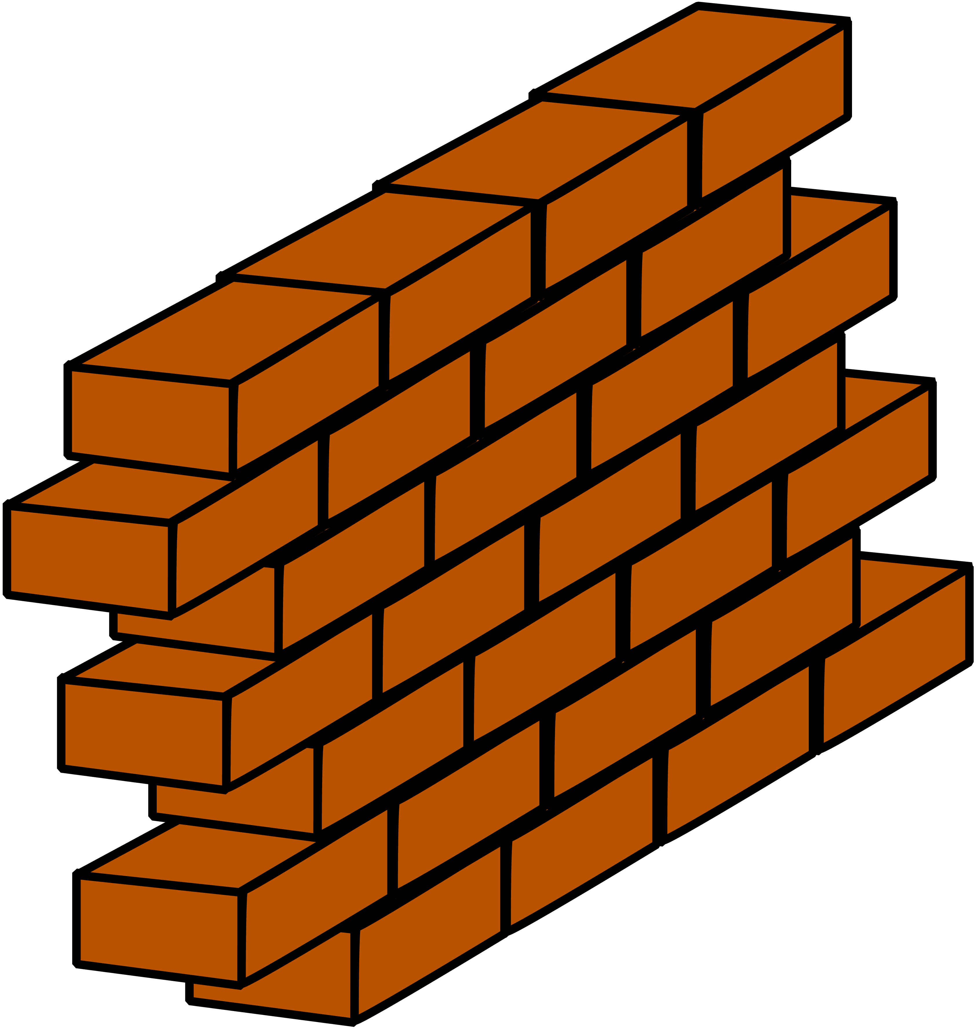Wall clipart Brick%20clipart Clip Art Images Free