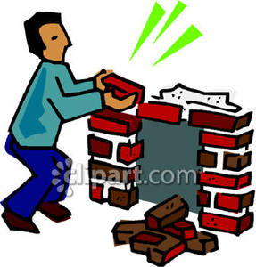Brick clipart brick fireplace Building Free Fireplace Brick a
