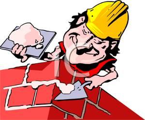 Brick clipart brick mason Clipart  Bricks Laying