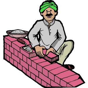 Brick clipart brick mason Clipart Art Brick Clip Clip