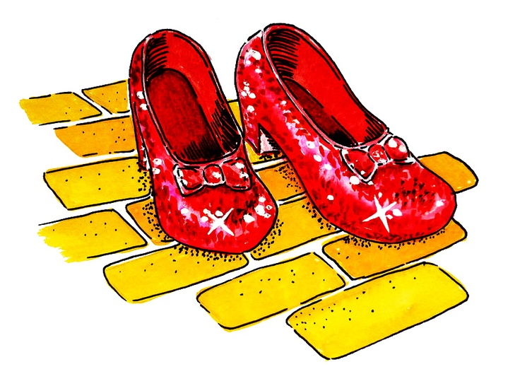Road clipart brick path #13