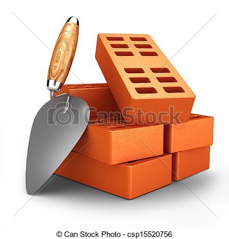 Brick clipart logo Illustrations Bricks Search  Bricks