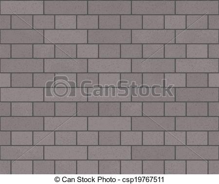 Brick clipart tile The csp19767511 as Vector Art