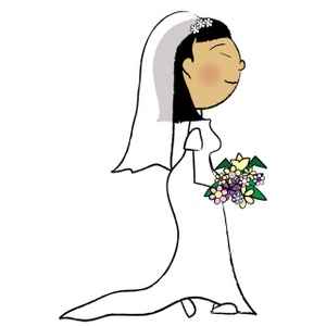 Bride clipart broom Free Clipart Free bride%20clipart Images