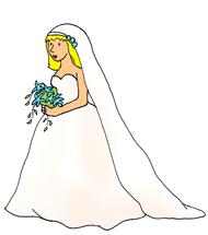 Bride clipart Own wedding your bride Wedding